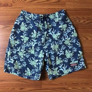 Vineyard Vines graphic board shorts
